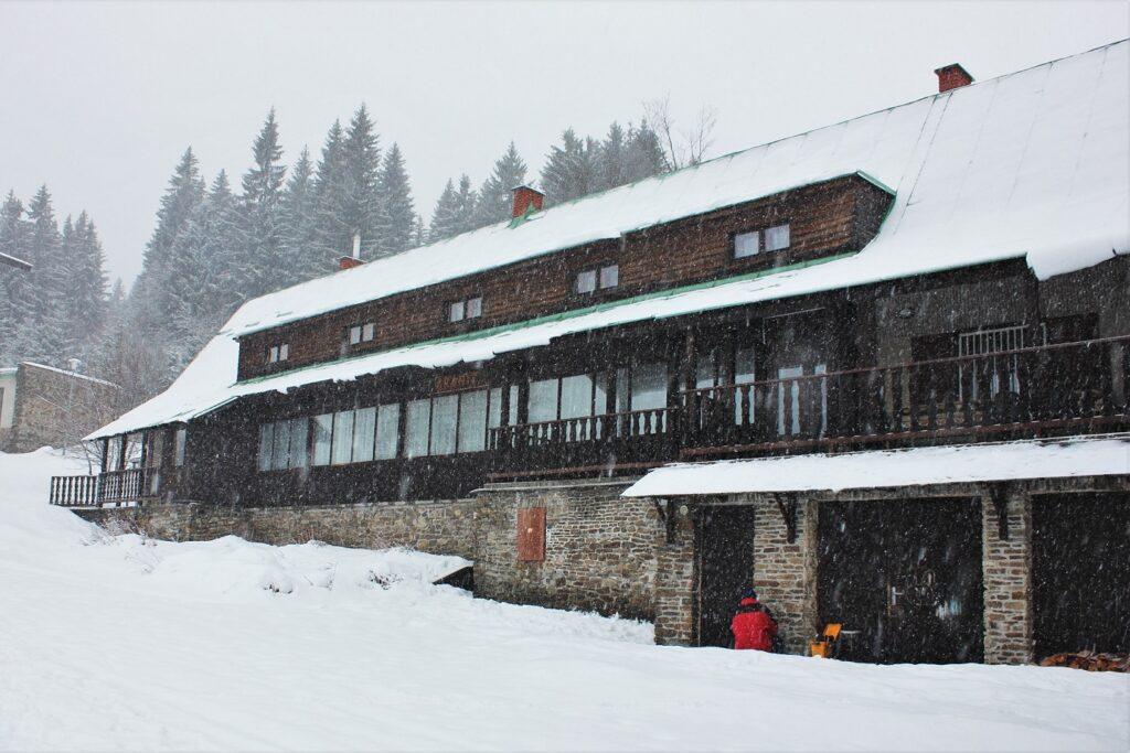 Chata Granit